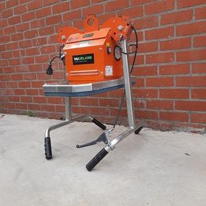 Vacuumblower tegelklem tot 135 kg