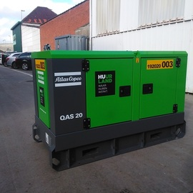Louer des équipements électriques: générateurs / alimentation de secours