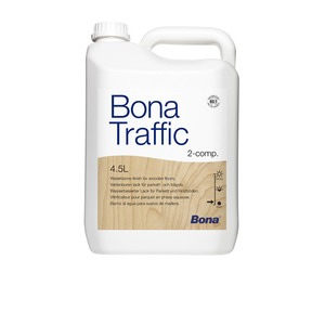 Tweecomponentenlak 5L Bona TRAFFIC mat