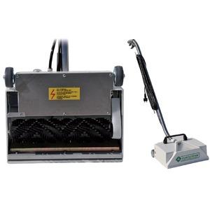 Borstelmachine voor tapijtreiniger