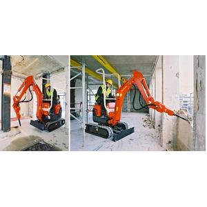 Marteau piqueur hydr. 55 kg - 100 J
