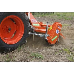 Grondfrees 120 cm voor tractor