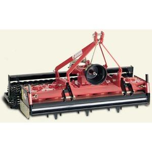 Herse rotative sur tracteur 122 cm