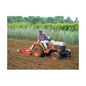 Rotoreg voor op tractor 122 cm