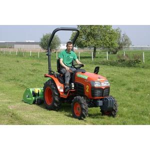 Klepelmaaier 120 cm voor tractor