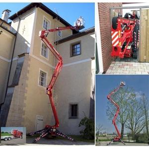 Spinhoogwerker 14m (bi-energy) nr. 001