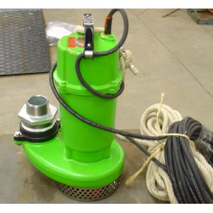 Pompe submersible El. 25 000 L/h