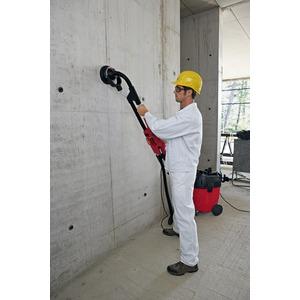 Wand- en plafondschuurmachine beton