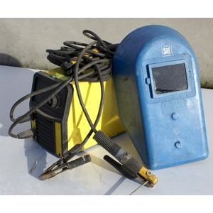 Laspost inverter 150 A electrisch