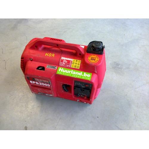foto draagbare generator 2