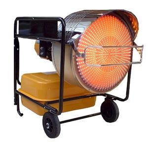 Chauffage infrarouge au mazout 40 kW