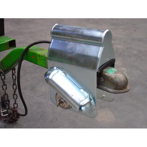 Foto Anti-diefstalslot voor aanhangwagen