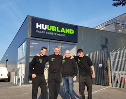 Filiale Huurland Gand