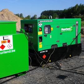 Generatoren, licht en lasapparatuur