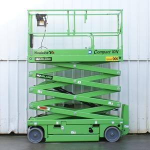Schaarlift elektrisch 10m smal 230kg