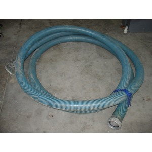 "Flexible d'aspiration 4"" 10 m"