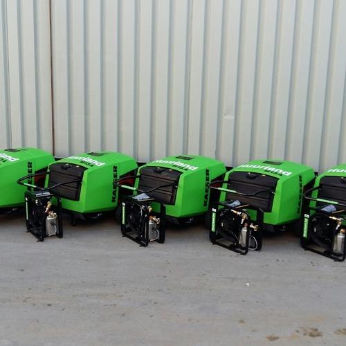 foto reeks compressor 1000L