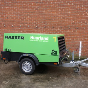 Compresseur 4000 L/min (diesel)