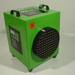 Chauffage électrique 18 kW (3 x 380 V)