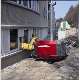 Verwarming op diesel