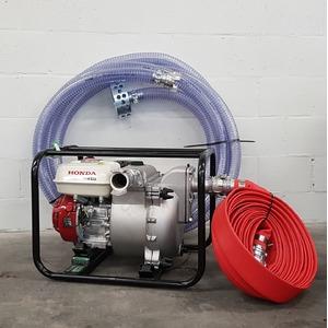Pompe centrifuge Es. 4 T - 650 L/min