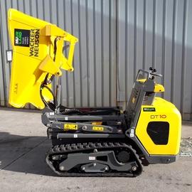 Rupsdumper High Tip 550 kg