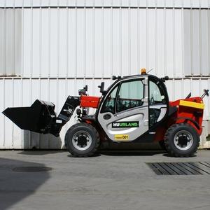 Chariot télescopique 2,5 T / 6 m