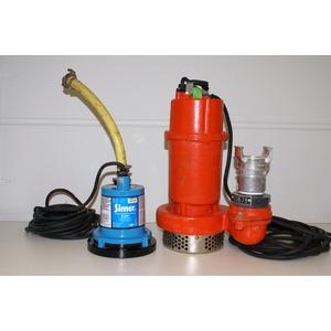 Pompe serpillière 3960 L/h (Simer)