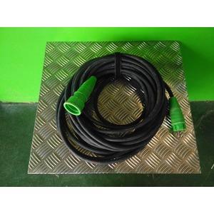 Rallonge 15 m - 3 x 4 mm² Mono 16 A