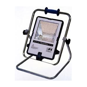Lichtspot HQI150W incl driedelig statief