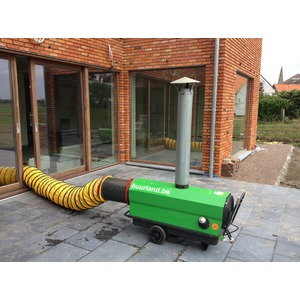 Dieselheater indirect 22 kW