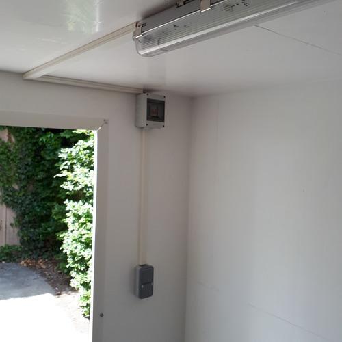 foto electrische installatie
