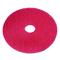 Disque épais 43 cm - Rouge