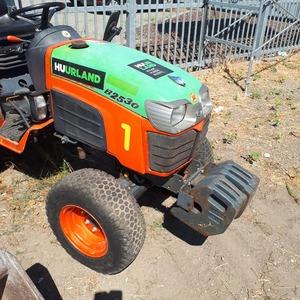 Tracteur Kubota 2530B - 01