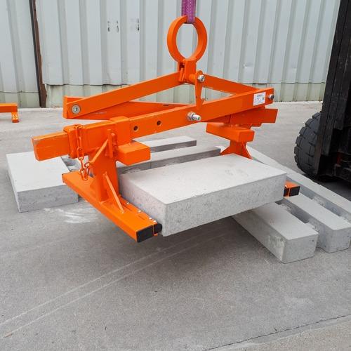 Foto Mechanische klem voor EBEMA  grasdallen 004