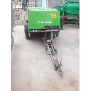 Compresseur 4000 L/min (diesel) n° 15