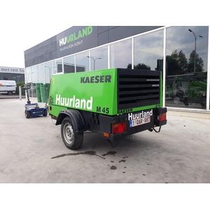 Compressor 4000 L/min met NK (diesel) 01
