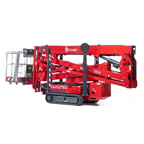 Spinhoogwerker 20m (electrisch-diesel) 005