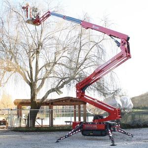 Spinhoogwerker 20m (electrisch-diesel)