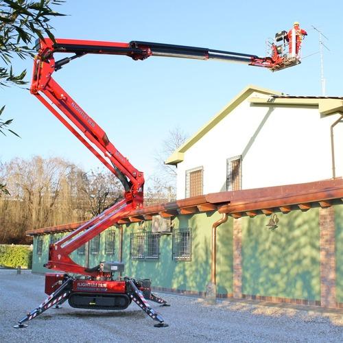 Spinhoogwerker 20m (electrisch-diesel) 007