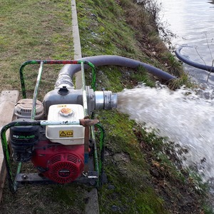 Pompe centrifuge Es. 4 T - 2300 L/min