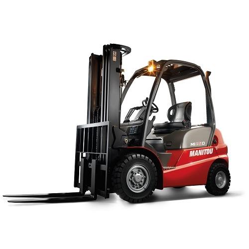 Chariot élévateur diesel 2,5 T