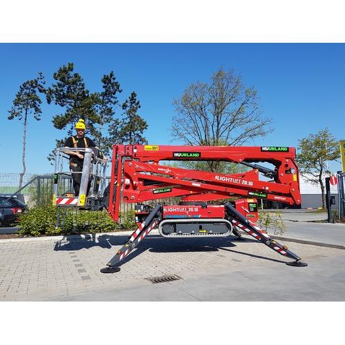 Spinhoogwerker 20m (electrisch-diesel) 011