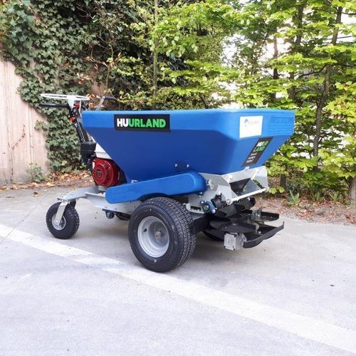 Compoststrooier Top-dresser Foto 001