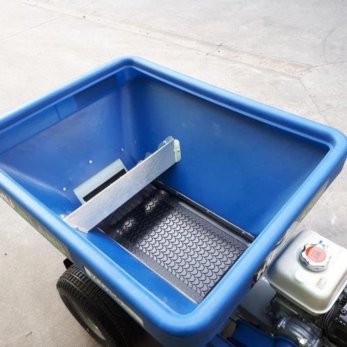 Compoststrooier Top-dresser Foto 005