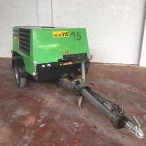 Compressor 4000 L/min (diesel) nr.15