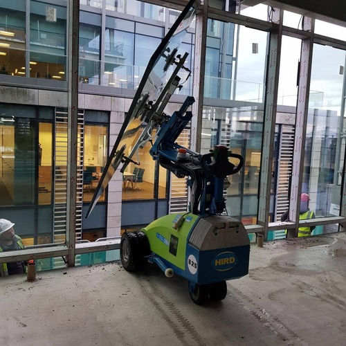 foto 4 plaatsing in projectbouw