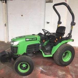 Tracteur Kubota 2530B - 03