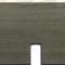 Mes tapijtstrip. Wolff 350 x 60 x 1,5 mm