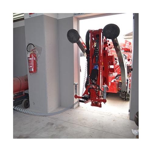 Spinhoogwerker 26m (electrisch-diesel) foto 03